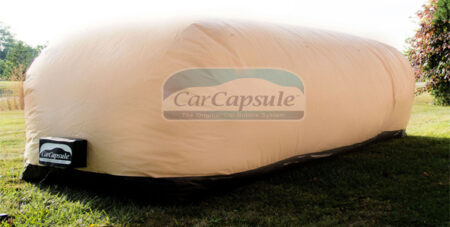 Outdoor CarCapsule